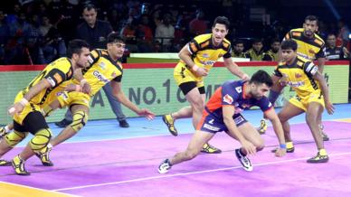 Match 38: Bengal Warriors vs Telugu Titans
