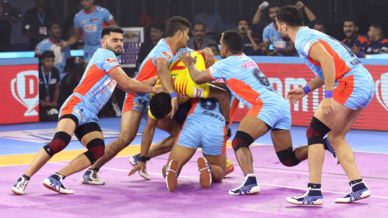 Match 78: Bengal Warriors vs Gujarat Fortunegiants