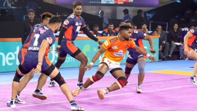 Match 17: Bengal Warriors vs Puneri Paltan