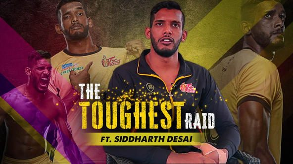 The Toughest Raid ft. Siddharth Desai