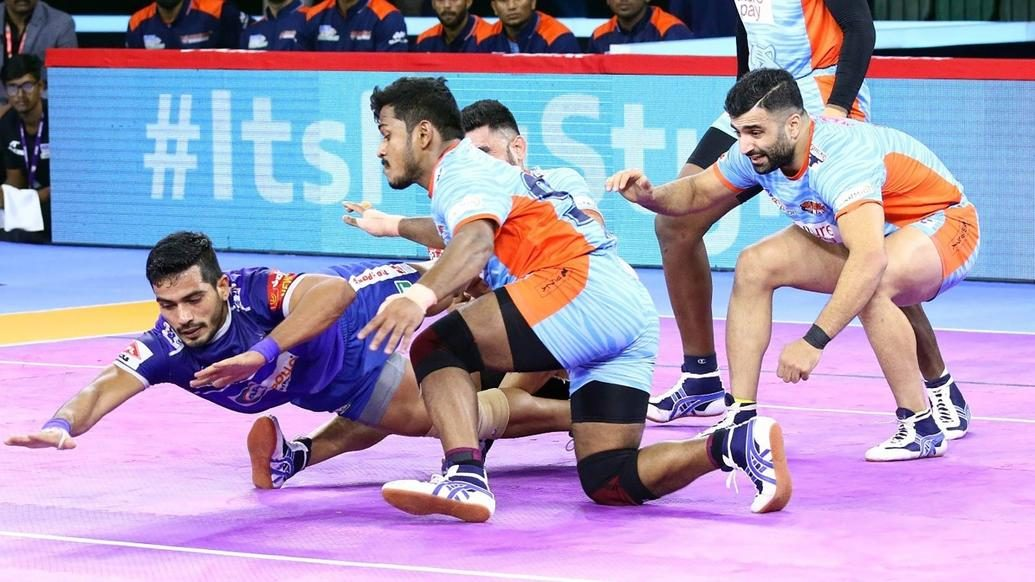 India to push for kabaddi to be included at 2024 Olympics, says sports minister