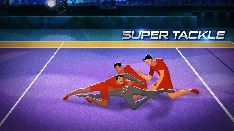 Super Tackle and Super Raid