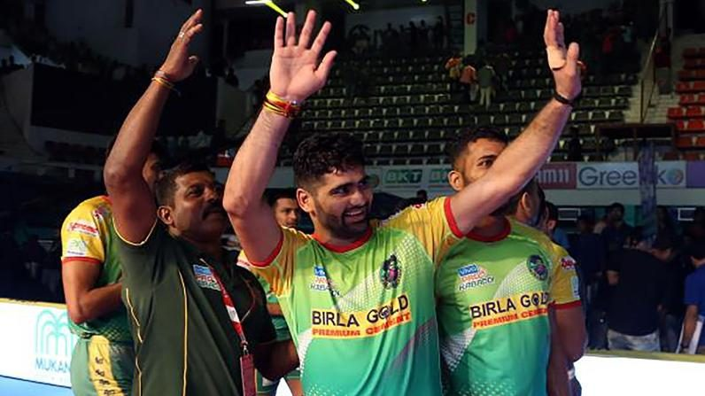 Pardeep Narwal works his magic yet again and is crowned the Best Raider of Season 6
