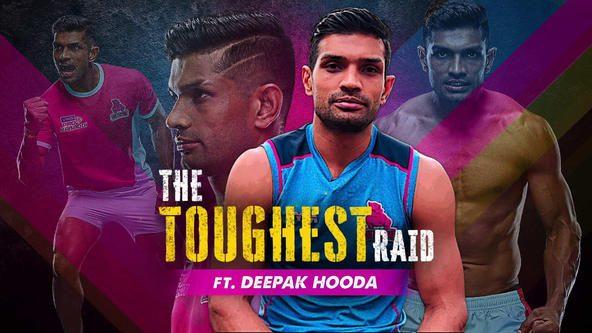 The Toughest Raid ft. Deepak Hooda