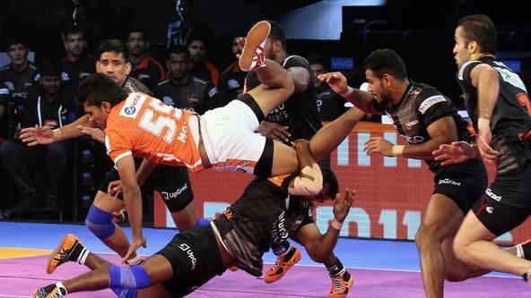 Late drama in Maharashtra Derby hands Puneri Paltan third win of the season