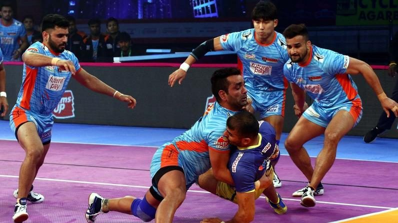 Bengal Warriors ride Surjeet's High 5 to defeat Tamil Thalaivas