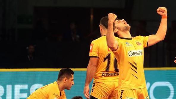 Bhardwaj: Iranian players made the difference