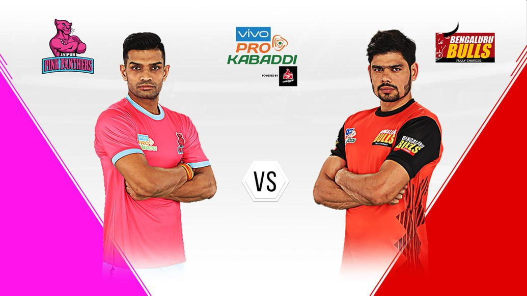 Jaipur Pink Panthers aim to close season with a win against Bengaluru Bulls
