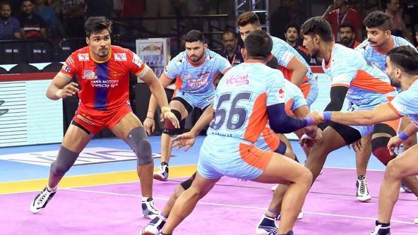Match 69: Raider of the Match - Shrikant Jadhav